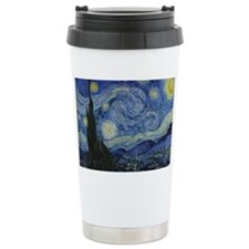 Vincent Van Gogh Starry Travel Mug