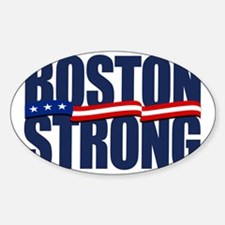 Boston Strong Sticker (Oval)