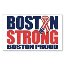 Boston Strong d Decal