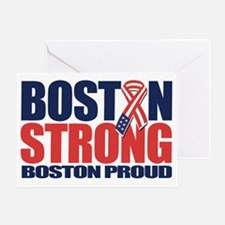Boston Strong d Greeting Card