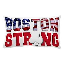 Boston Strong aaa(blk) Pillow Case