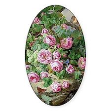 Josef Lauer Roses Decal
