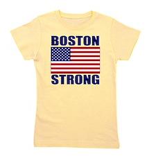 boston strong A Girl's Tee