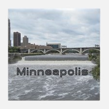 Minneapolis_10X8_puzzle_SaintAnthonyF Tile Coaster