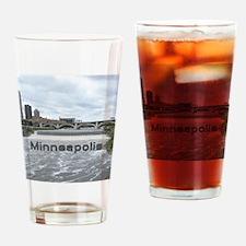 Minneapolis_10X8_puzzle_SaintAnthon Drinking Glass