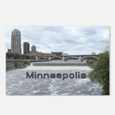 Minneapolis_10X8_puzzle_S Postcards (Package of 8)