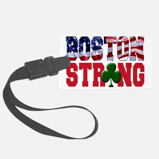 Boston Strong aaa Luggage Tag