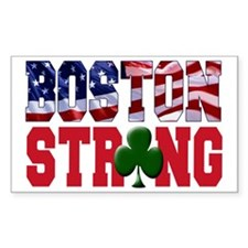 Boston Strong aaa Decal