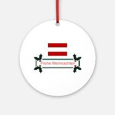 Austrian Frohe.. Keepsake Ornament