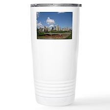 Edmonton Skyline and Br Travel Mug