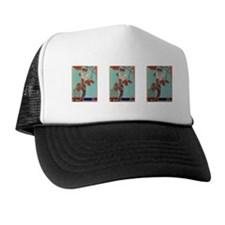 Loiseau Volage by George Barbier Trucker Hat
