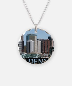 Denver Colorado Necklace