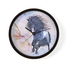 bu_queen_duvet_2 Wall Clock