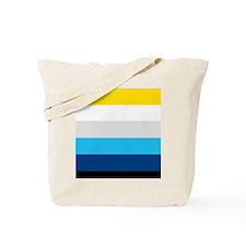 Modern stripe Tote Bag