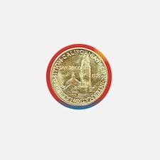 California Pacific Expo Half Dollar Co Mini Button