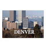 Denver colorado Postcards