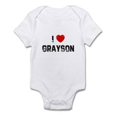 I * Grayson Infant Bodysuit