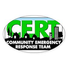 CERT Logo Decal
