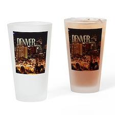 Denver Colorado Drinking Glass