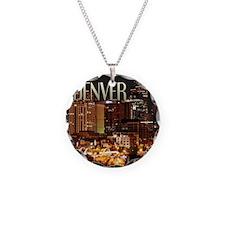 Denver Colorado Necklace
