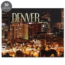 Denver Colorado Puzzle