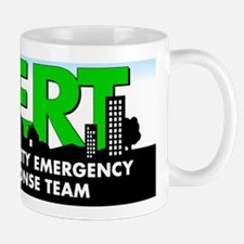 CERT Square Mug