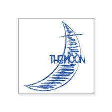 "lbl_moon Square Sticker 3"" x 3"""