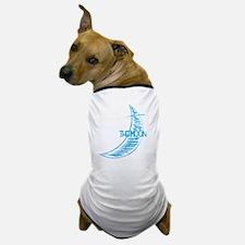 wt_tt_the_moon Dog T-Shirt