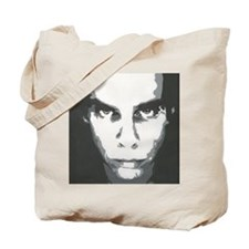 painting b and w Tote Bag