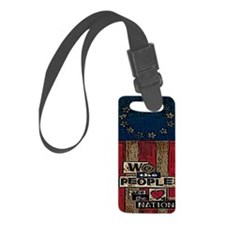 We the people... Luggage Tag
