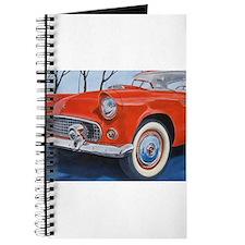 1955 Thunderbird Journal