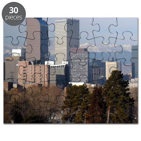 Denver Colorado Puzzle