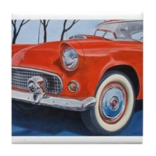 1955 Thunderbird Tile Coaster