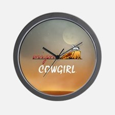 CPM Country Wall Clock
