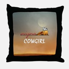 CPM Country Throw Pillow
