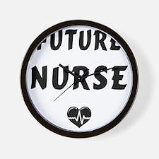 Future Nurse Wall Clock