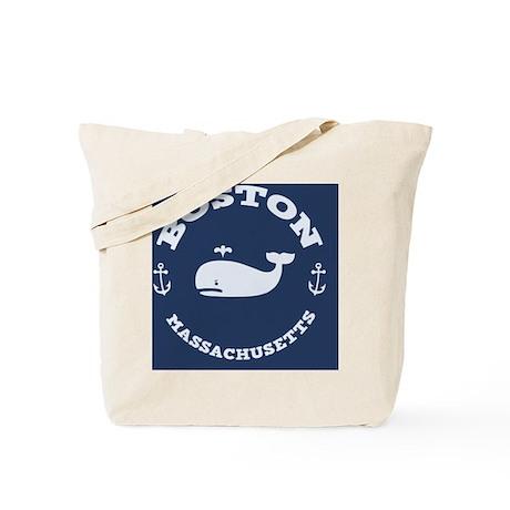 souv-whale-boston-BUT Tote Bag