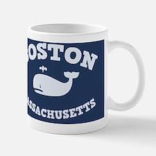 souv-whale-boston-CRD Small Small Mug