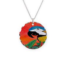 Parrot Head Necklace