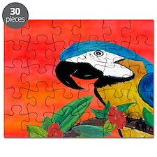 Parrot Head Puzzle