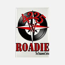 4224 West Roadie Big Rectangle Magnet