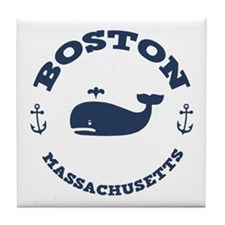 souv-whale-boston-LTT Tile Coaster