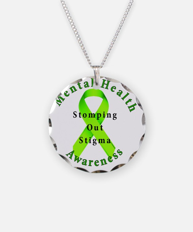 Stomping Out Stigma Necklace