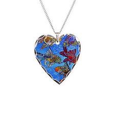 Wild Goldfish Necklace