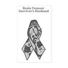 Tumour hubby cafe press tee Decal