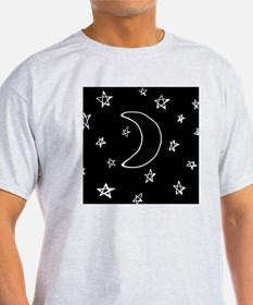 shower star night T-Shirt