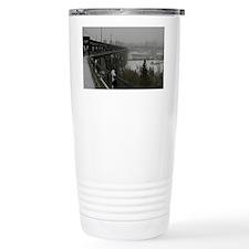 High Level Bridge on a  Travel Mug