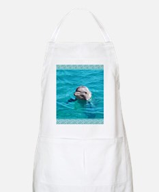 Dolphin Blue Water Apron