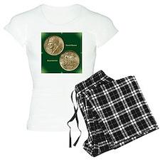Daniel Boone Half Dollar Co Pajamas