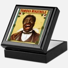 Richards and Pringles Famous Minstrels 2 - US Lith